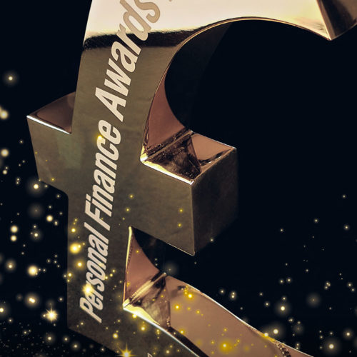 Personal Finance Awards Branding, Event Branding for Insurance, Event design and branding