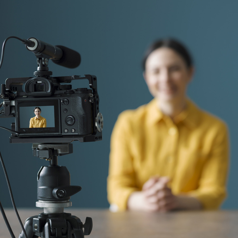 Cohesion design thought leadership on video marketing, video production and multi media